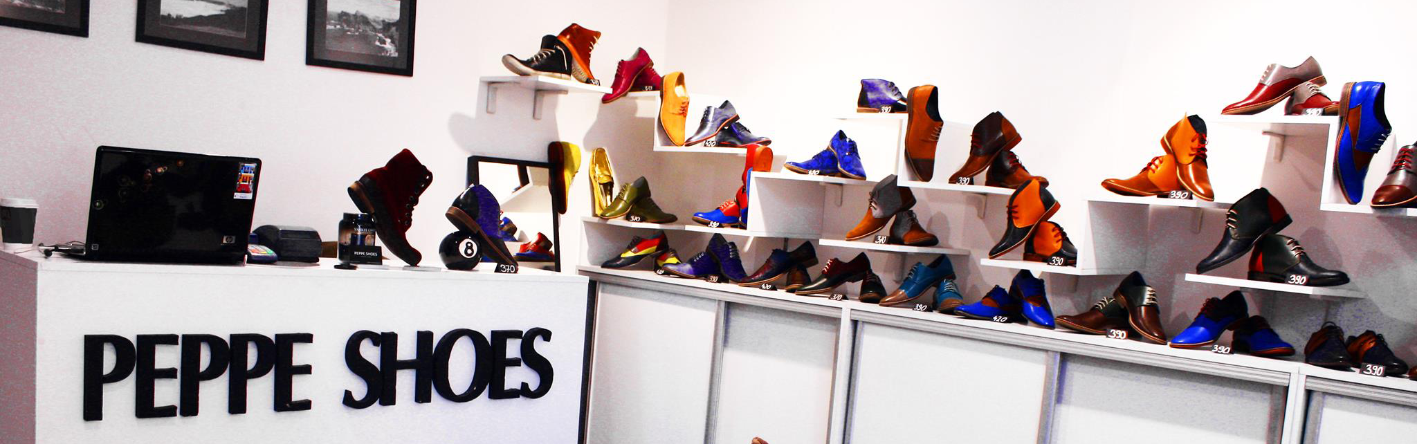 PeppeShoes store